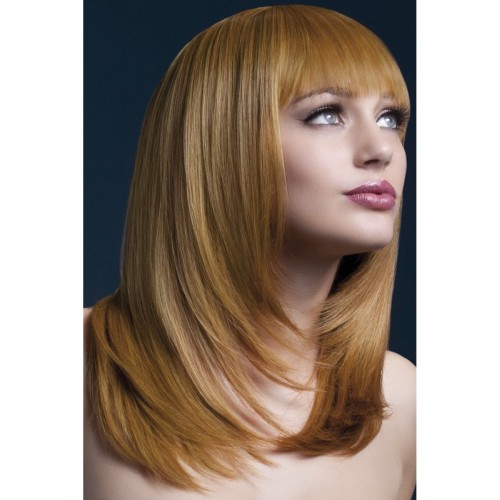 Fever Chestnut Brown Wig With Layers