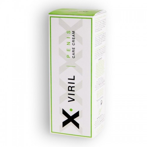X Viril - Penis Care Cream