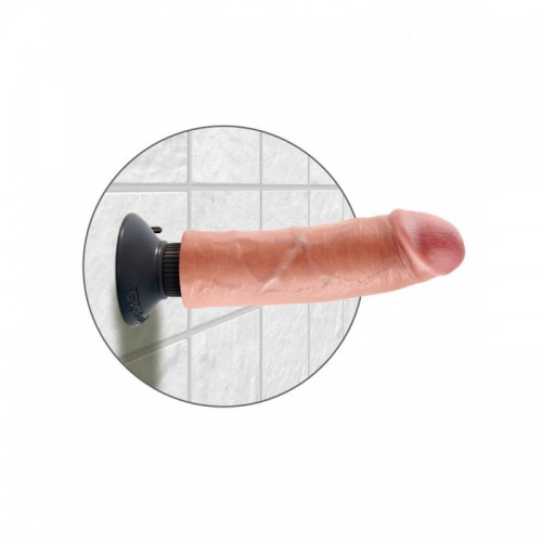 King Cock Vibrating Cock 20cm