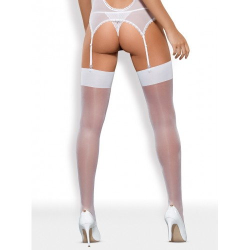 Obsessive Stockings S800 White