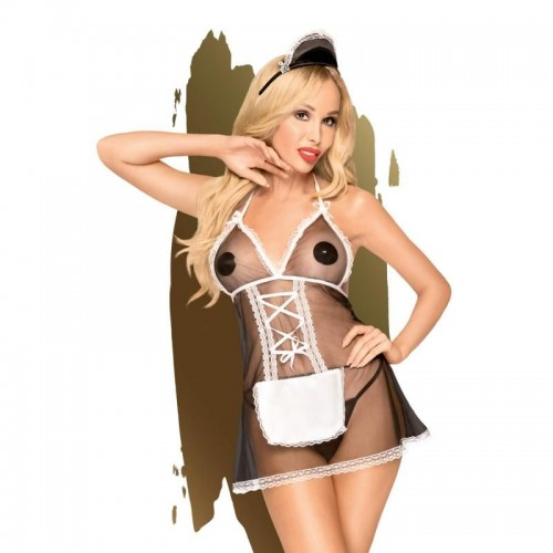 Teaser French Maid Costume