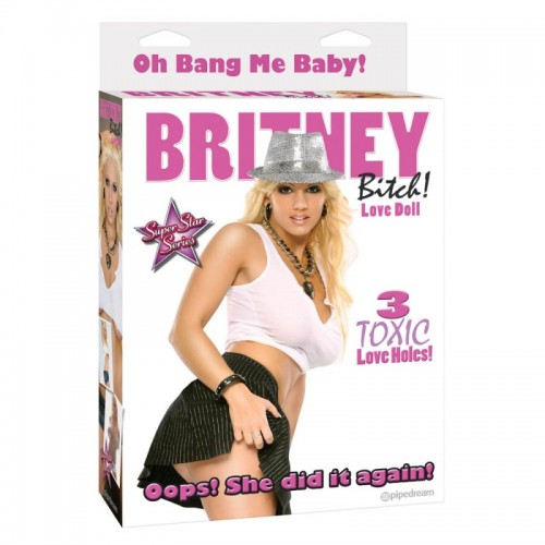 Britney Bitch! Love Doll