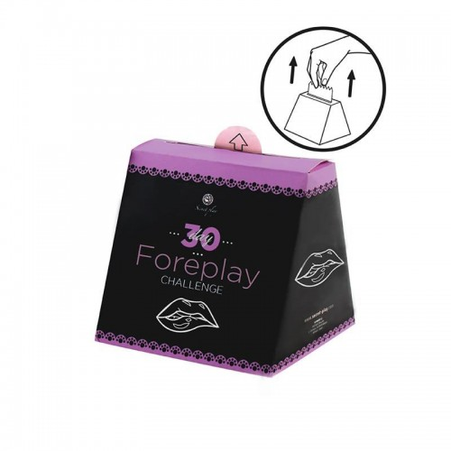 Secret Play Foreplay Challenge 30 Day