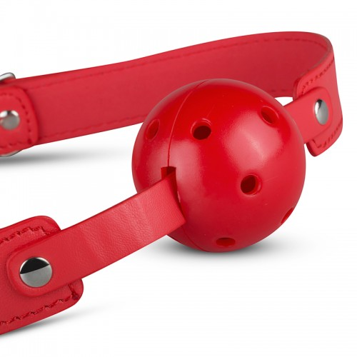 Benji Ball Gag - Red