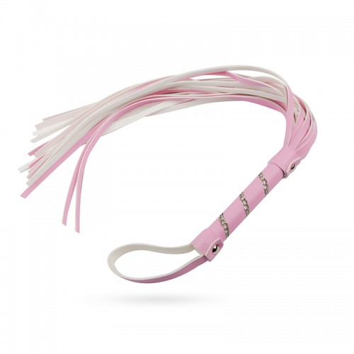 Pink Pleasure Flogger