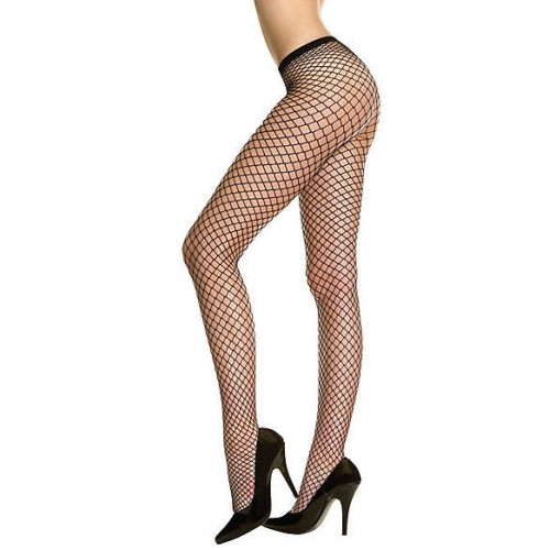 Black Fishnet Tights No.2
