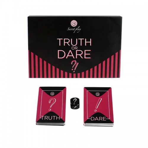 Secret Play Game Truth Or Dare