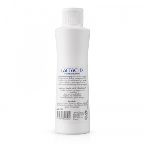 Lactacyd Basic Cleanser