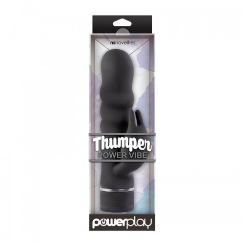 PowerPlay Thumper Power Vibe Black