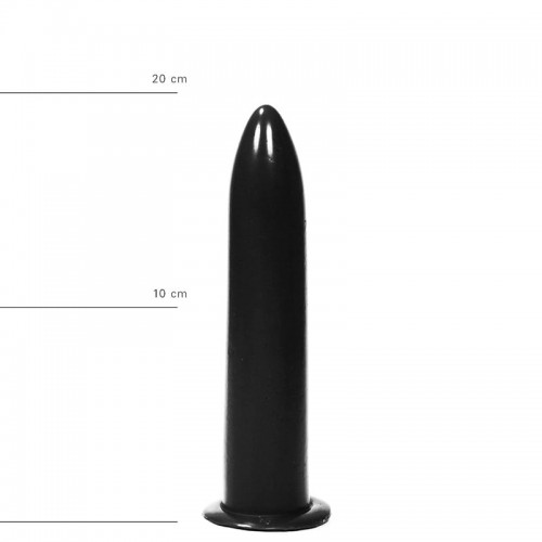 Dildo All Black 20cm