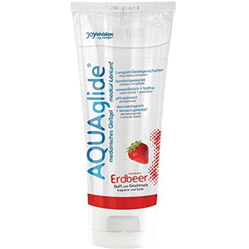 AQUAglide Strawberry 100ml