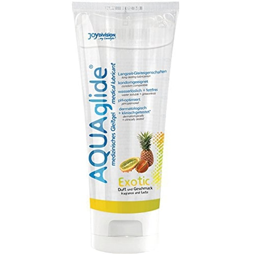 AQUAglide Exotic Fruit 100ml