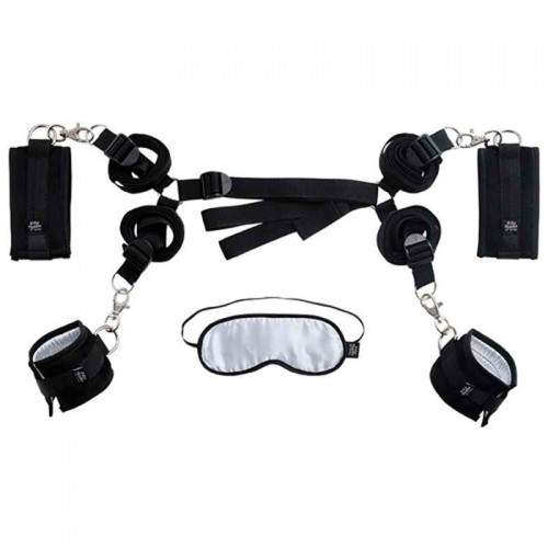 50 Shades Of Grey Bed Restraint Kit