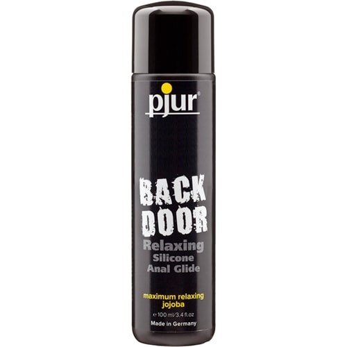 Back Door Relaxing Lube 100ml
