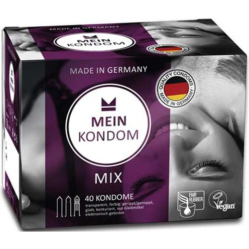 Mein Kondom Mix 40pcs