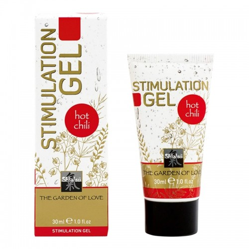 Stimulation Gel Hot Chili