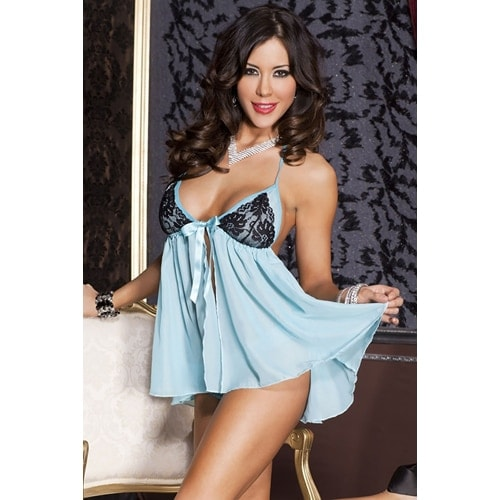 Babydoll With Lace Cups