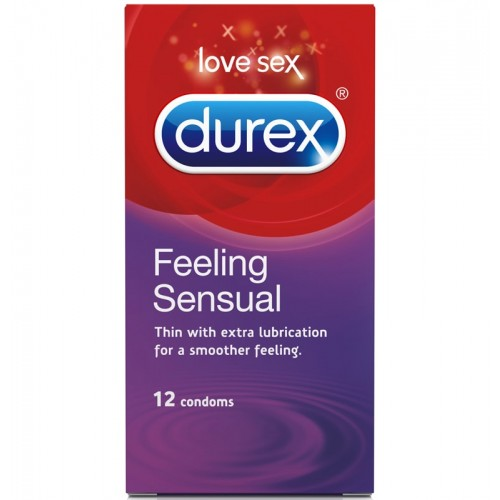 Durex Feeling Sensual 12pcs