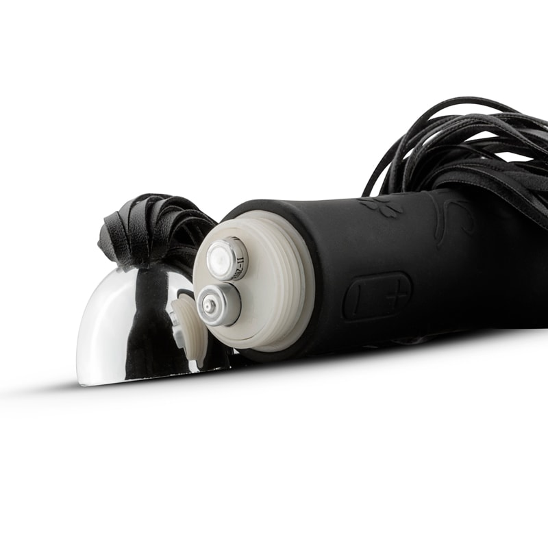 Vibrator With Flogger
